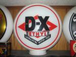 Vintage Gas Globes, Gasoline Pump Globes