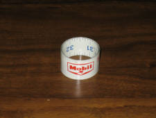 Mobil Coil Yard Stick 1950s, $32.